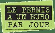 le permis à 1€ par jour à à Angers